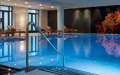 Wellness & Spa: Charles Hotel in München #Review